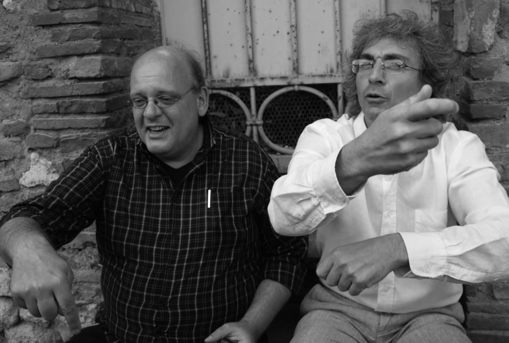 Detlev Glanert & Luciano Garosi