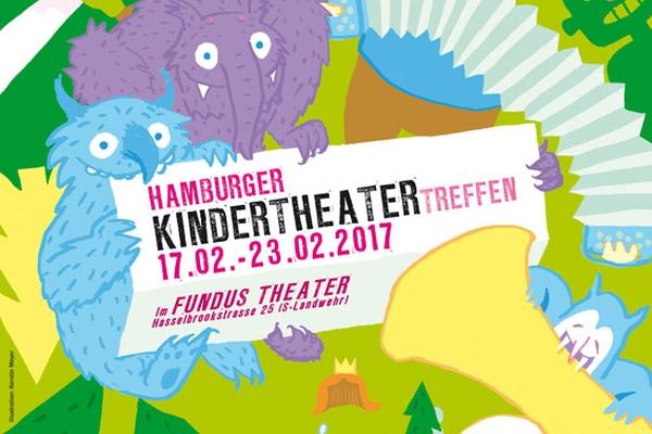 Kindertheater Treffen 2017