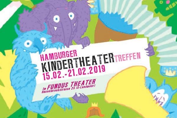 Kindertheatertreffen 2019