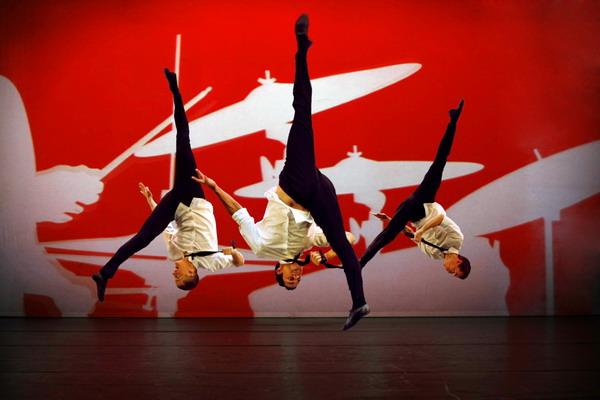 Ballettwelt auf den Kopf gestellt