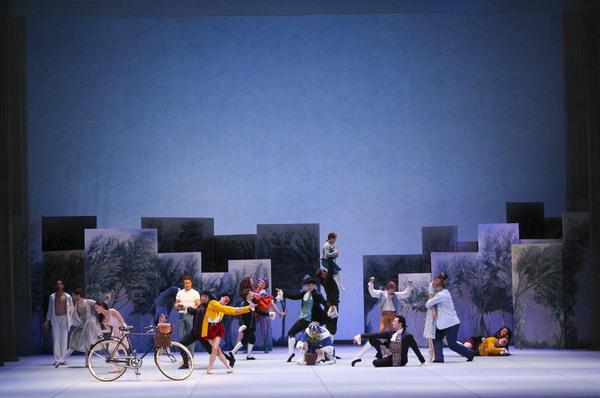 Eröffnung der Hamburger Ballett-Tage