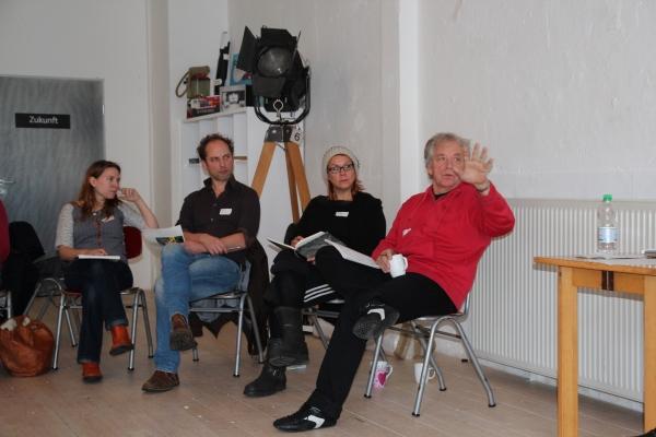 Workshop Publikumsgespräche