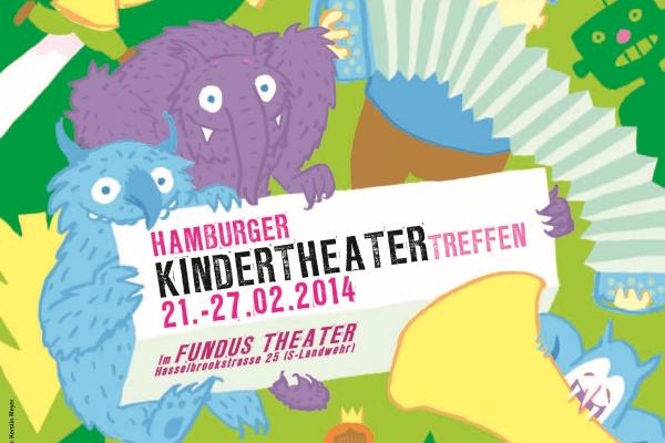 """Hamburger Kindertheater Treffen """"Auf die Plätze…"""""""