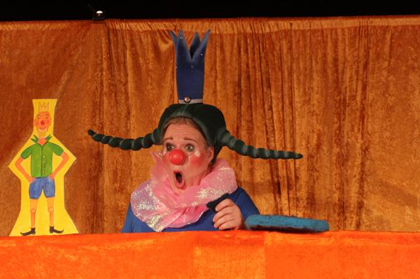 Kindertheater in den Großen Wallanlagen
