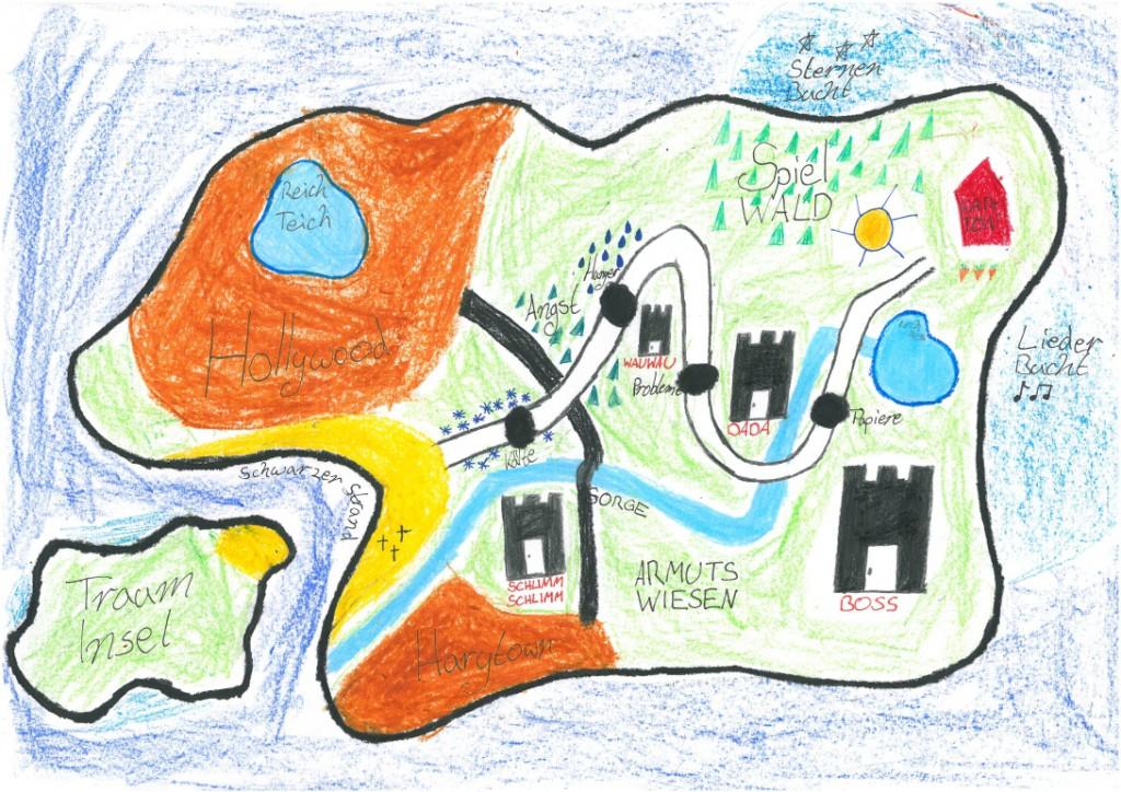 """Landkarte zu """"Ernesto Hase"""""""