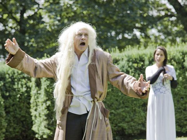 Molière, wach auf!, Theater N.N. im Römischen Garten