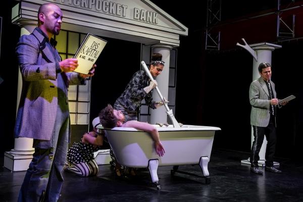 Comeback! ! – Das Karl-Marx-Musical