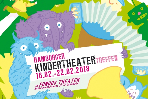 Kindertheater Treffen 2018