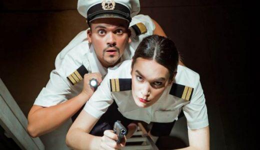 Maritime Geisterjäger: Lukas Anton und Rebecca Aline Frese